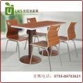 深圳厂家直销 小吃店面馆街边店餐桌椅 多种款式可选 支持定做