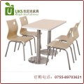 长期供应 小吃店快餐厅奶茶店餐桌椅 快餐桌椅订做 质保两年