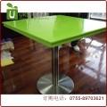色彩鲜艳款式多样 精品人造石餐桌定做 深圳优尼克