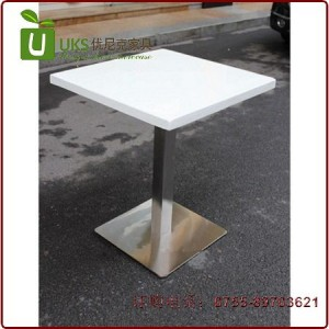 高端品质 大理石人造石餐桌专业定做 多种款式可选