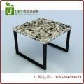 优质高端大理石餐桌采购 深圳优尼克专业人造石餐桌定做