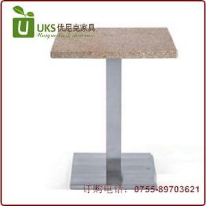 高端餐厅咖啡厅专用人造石餐桌 简约大气 专业定制
