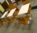 美观个性 简单实用 快餐桌椅专业定制 深圳优尼克